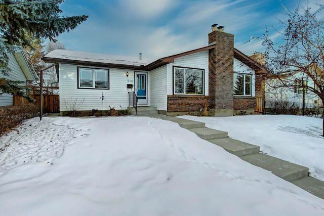 516 Woodhill Place SW, Calgary, AB T2W 3L5 (#C4282616) :: Redline Real Estate Group Inc