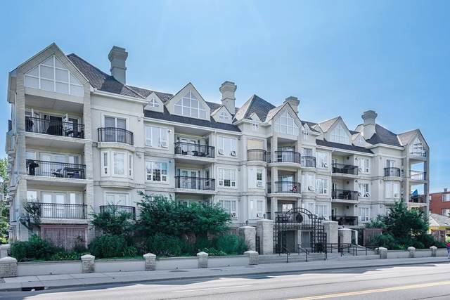 630 10 Street NW #407, Calgary, AB T2N 1W3 (#C4282622) :: Redline Real Estate Group Inc