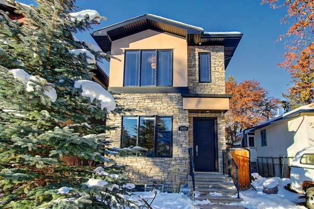 2413 36 Street SW, Calgary, AB T3E 2Z6 (#C4282627) :: Redline Real Estate Group Inc