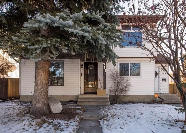 711 Aboyne Way NE, Calgary, AB T2Z 1G4 (#C4282644) :: ESTATEVIEW (Real Estate & Property Management)
