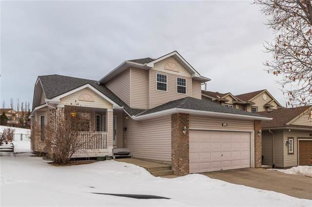 224 Edgebrook Rise NW, Calgary, AB T3A 5J6 (#C4282645) :: Redline Real Estate Group Inc