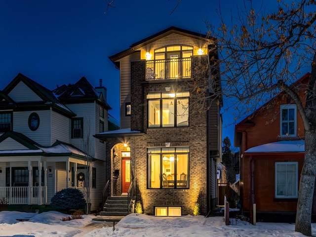 922 5 Street NW, Calgary, AB T2N 1R2 (#C4282650) :: Calgary Homefinders
