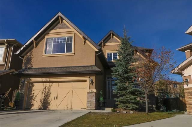 214 Panatella Heath NW, Calgary, AB T3K 0H3 (#C4282662) :: Calgary Homefinders