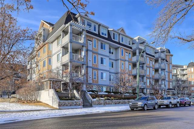 2419 Erlton Road SW #302, Calgary, AB T2S 3B8 (#C4282678) :: Western Elite Real Estate Group