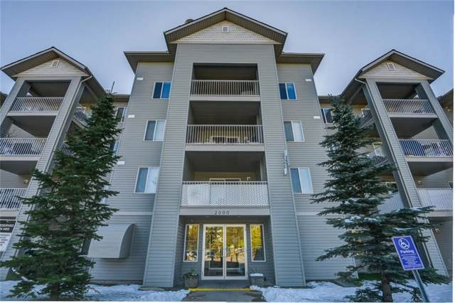 604 8 Street SW #2201, Airdrie, AB T4B 2W4 (#C4282687) :: Redline Real Estate Group Inc