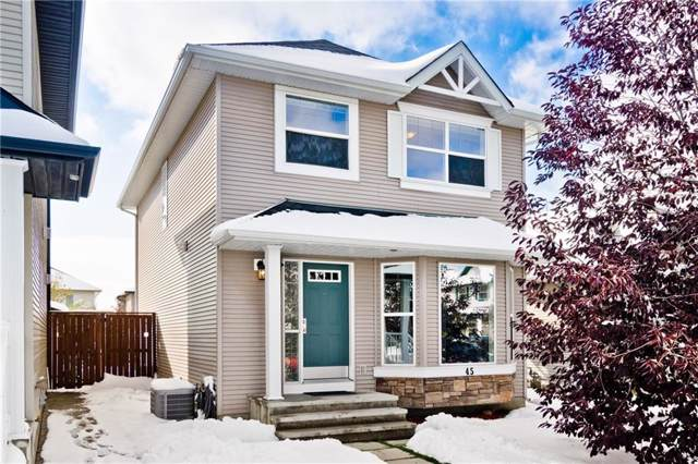 45 Cranberry Way SE, Calgary, AB T3M 1K2 (#C4282701) :: The Terry Team