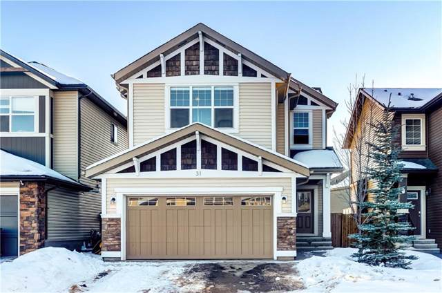 31 Chaparral Valley Way SE, Calgary, AB T2X 0S1 (#C4282715) :: The Cliff Stevenson Group