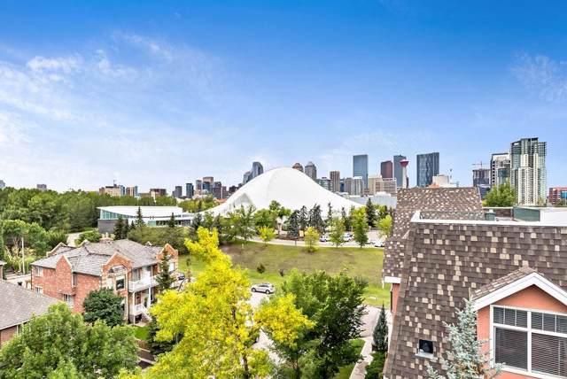 2320 Erlton Street SW #406, Calgary, AB T2S 2V8 (#C4282718) :: Redline Real Estate Group Inc