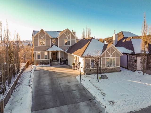 603 Tuscany Springs Boulevard NW, Calgary, AB T3L 2Y2 (#C4282722) :: Redline Real Estate Group Inc