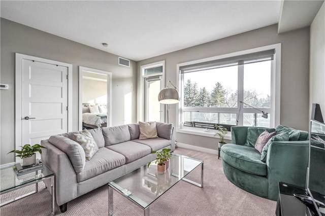 145 Burma Star Road SW #207, Calgary, AB T3E 8A8 (#C4282728) :: Virtu Real Estate