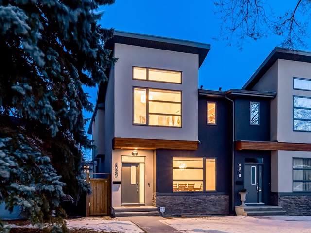 4020 2 Street NW, Calgary, AB T2K 0Y6 (#C4282736) :: Redline Real Estate Group Inc