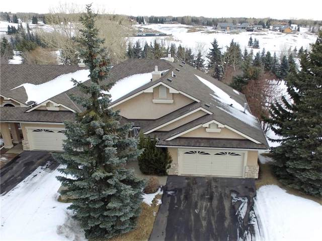 143 Country Club Lane, Rural Rocky View County, AB T3R 1G2 (#C4282743) :: Redline Real Estate Group Inc