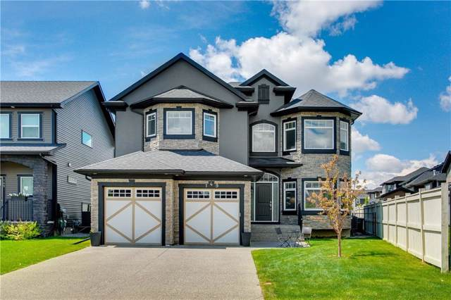 149 Aspenmere Circle, Chestermere, AB T1X 0P2 (#C4282749) :: Redline Real Estate Group Inc