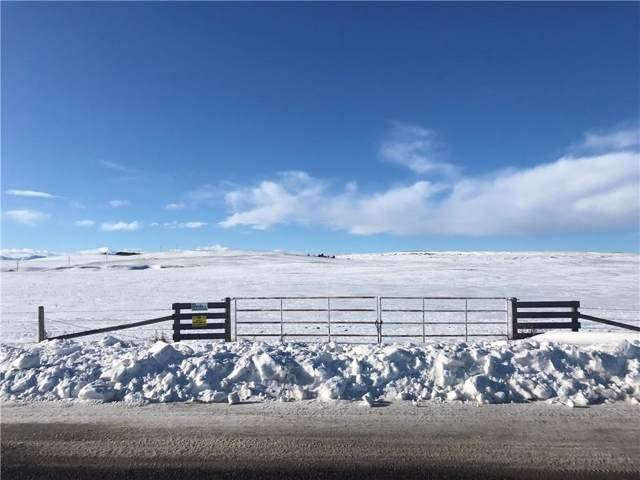 64 Street W, Rural Foothills County, AB T2S 1A1 (#C4282772) :: Redline Real Estate Group Inc