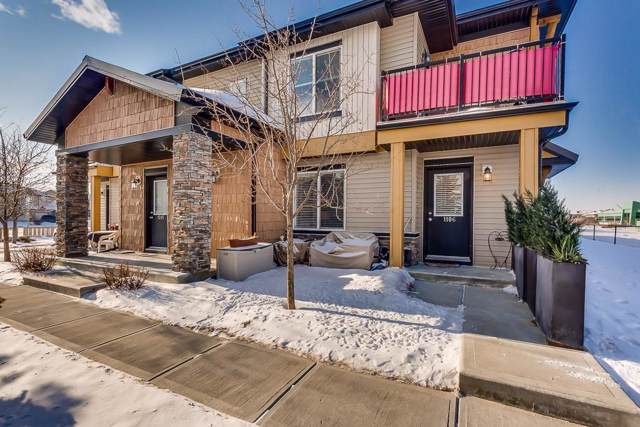 2781 Chinook Winds Drive SW #1106, Airdrie, AB T4B 3S5 (#C4282781) :: Redline Real Estate Group Inc