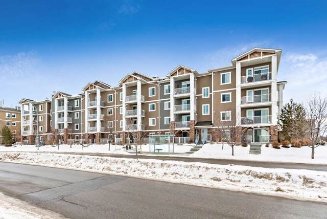 102 Cranberry Park SE #308, Calgary, AB T3M 0G1 (#C4282803) :: The Terry Team