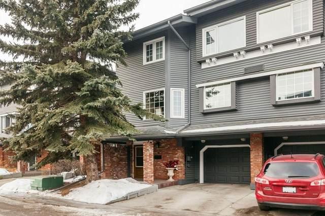 4037 42 Street NW #272, Calgary, AB T3A 2M9 (#C4282816) :: Calgary Homefinders