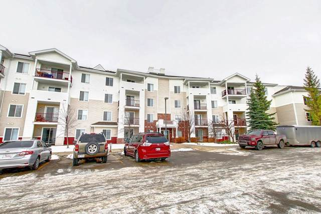 9 Country Village Bay NE #110, Calgary, AB T3K 5J8 (#C4282825) :: Redline Real Estate Group Inc