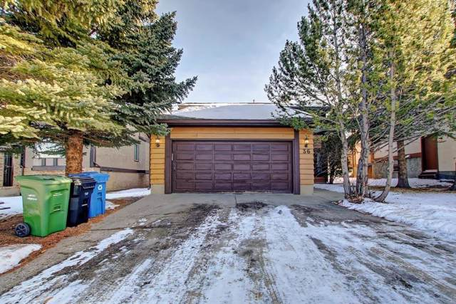 36 Edendale Crescent NW, Calgary, AB T3A 3W7 (#C4282848) :: Redline Real Estate Group Inc