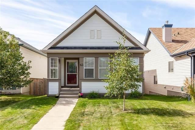63 Covepark Way NE, Calgary, AB T3K 5T8 (#C4282852) :: Western Elite Real Estate Group