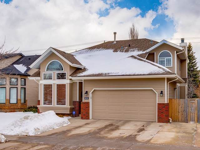 8274 Edgebrook Drive NW, Calgary, AB T3A 4N1 (#C4282854) :: Redline Real Estate Group Inc