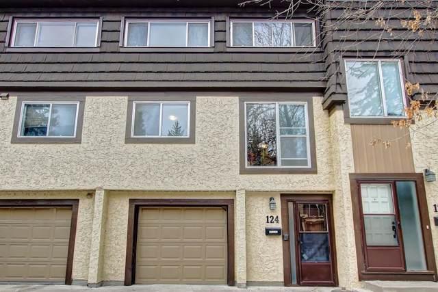 3130 66 Avenue SW #124, Calgary, AB T3E 5K8 (#C4282857) :: Calgary Homefinders
