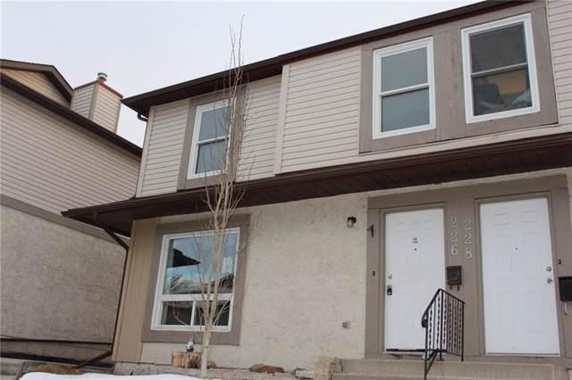 226 Deerpoint Lane SE, Calgary, AB T2J 6M7 (#C4282860) :: Calgary Homefinders