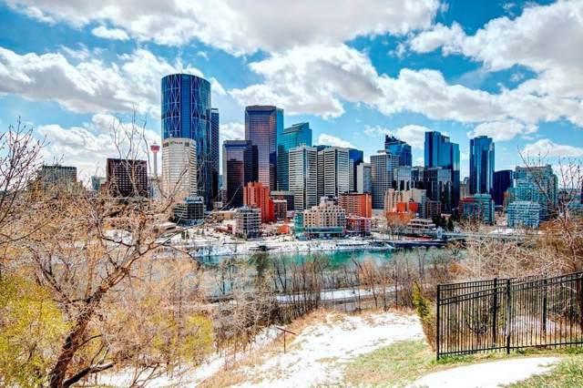 316 1 Avenue NE #504, Calgary, AB T2E 0B2 (#C4282866) :: Calgary Homefinders