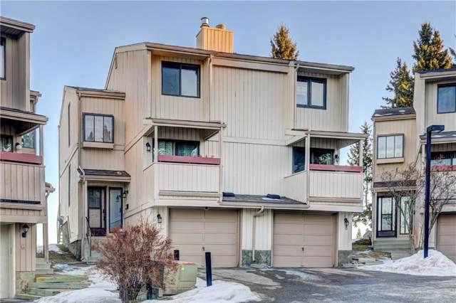 225 Berwick Drive NW #7, Calgary, AB T3K 1P6 (#C4282868) :: Western Elite Real Estate Group