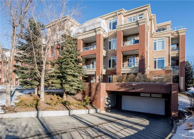 14 Hemlock Crescent SW #5105, Calgary, AB T3C 2Z1 (#C4282878) :: The Terry Team