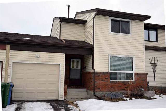 6939 78 Street NW, Calgary, AB T3B 4Z3 (#C4282885) :: Calgary Homefinders