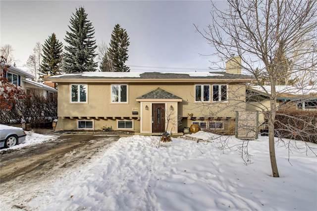 2918 Oakmoor Crescent SW, Calgary, AB T2V 3Z7 (#C4282910) :: Redline Real Estate Group Inc