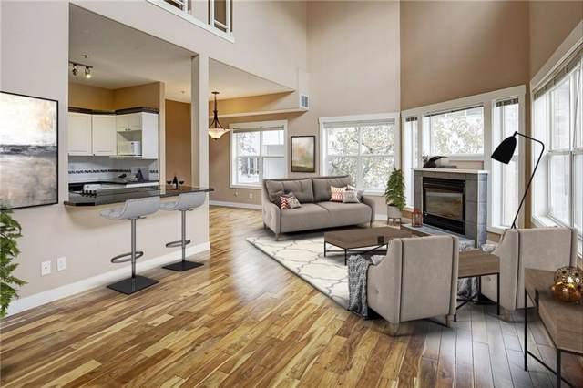 6600 Old Banff Coach Road SW #107, Calgary, AB T3H 4J4 (#C4282912) :: Redline Real Estate Group Inc