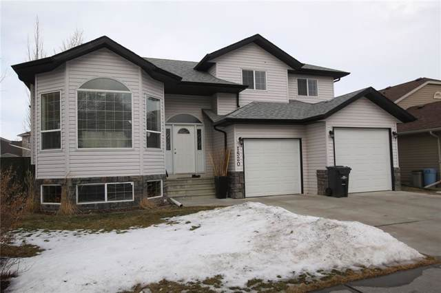 1520 High Country Drive NW, High River, AB T1V 1V9 (#C4282913) :: The Cliff Stevenson Group