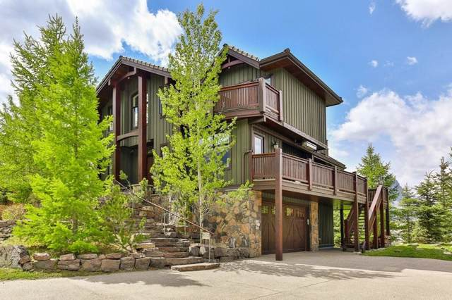 613 Silvertip Road, Canmore, AB T1W 3K8 (#C4282919) :: The Terry Team