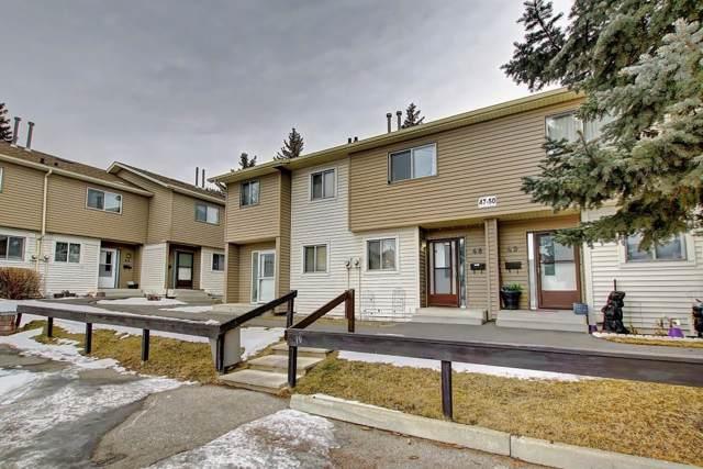 2519 38 Street NE #48, Calgary, AB T1Y 4W8 (#C4282927) :: Calgary Homefinders