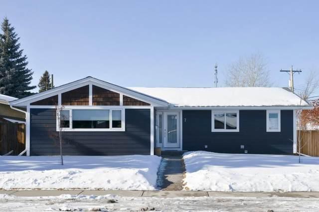 7 Lake Patricia Place SE, Calgary, AB T2J 2S1 (#C4282944) :: Redline Real Estate Group Inc