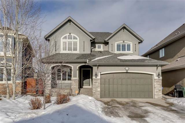 139 Cranarch Circle SE, Calgary, AB T3M 0S5 (#C4282950) :: The Terry Team