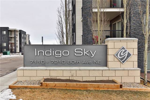 7210 80 Avenue NE #402, Calgary, AB T3J 0N7 (#C4282969) :: Redline Real Estate Group Inc