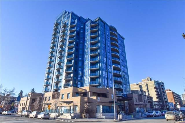 303 13 Avenue SW #411, Calgary, AB T2R 0Y9 (#C4282976) :: Redline Real Estate Group Inc