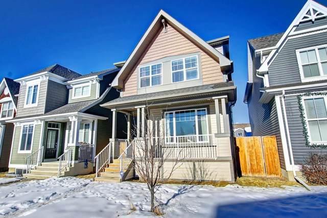 122 Auburn Crest Way SE, Calgary, AB T3M 1T7 (#C4282987) :: Calgary Homefinders