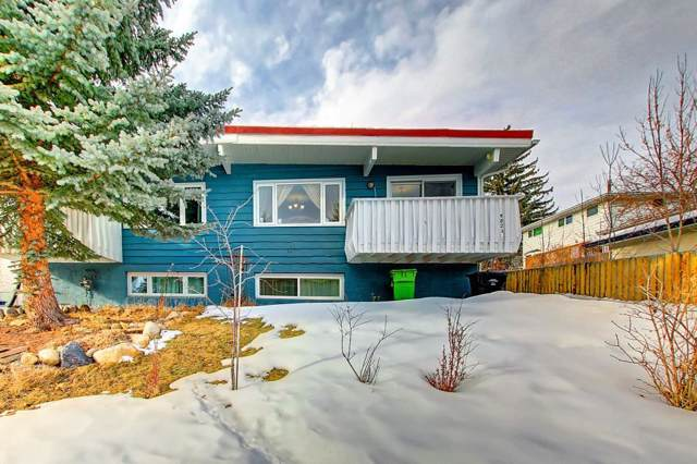 5823 Dalgleish Road NW, Calgary, AB T3A 1K4 (#C4282996) :: The Cliff Stevenson Group