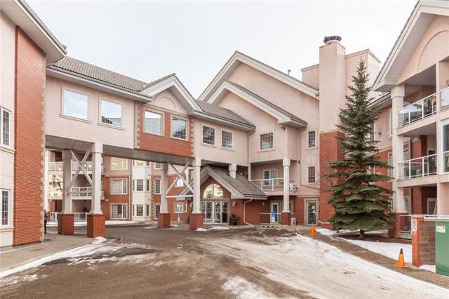 223 Tuscany Springs Boulevard NW #242, Calgary, AB T3L 2M2 (#C4282997) :: The Terry Team