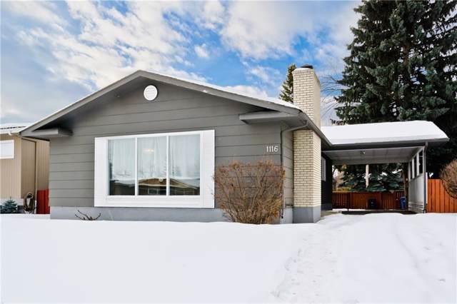 1116 Lake Wapta Way SE, Calgary, AB T2J 2N7 (#C4283000) :: Redline Real Estate Group Inc