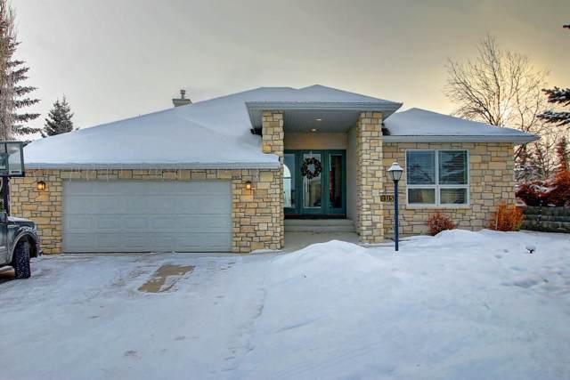 115 Lynx Lane, Rural Rocky View County, AB T3Z 1B8 (#C4283004) :: Virtu Real Estate