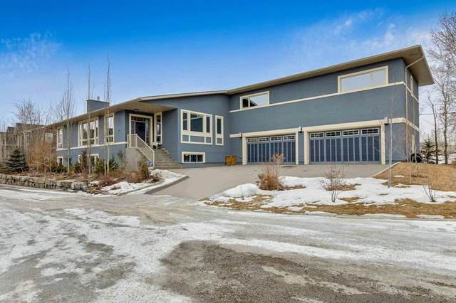 160 Posthill Drive SW, Calgary, AB T3H 0J1 (#C4283007) :: The Cliff Stevenson Group