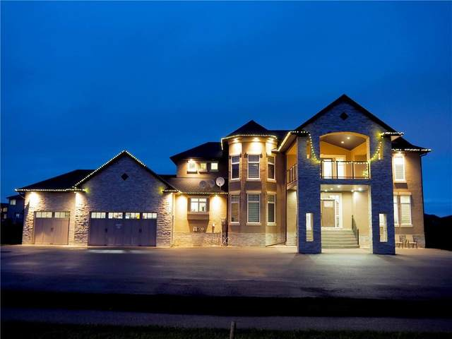 20 Abbey Road, Conrich, AB  (#C4283055) :: Western Elite Real Estate Group