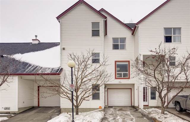 200 Hidden Hills Terrace NW #10, Calgary, AB T3A 6E8 (#C4283063) :: Redline Real Estate Group Inc