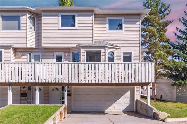 391 Killarney Glen Court SW, Calgary, AB T3E 7H4 (#C4283074) :: The Cliff Stevenson Group