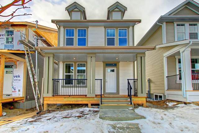 421 South Point Glen SW, Airdrie, AB T4B 4L1 (#C4283079) :: Redline Real Estate Group Inc